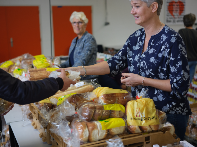 voedselbank warme bakker boersma amersfoort